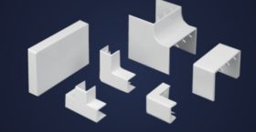 Cable ductings accessories